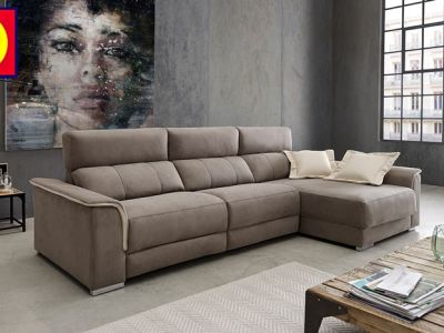 Sofa Con Chaislongue A-Agora