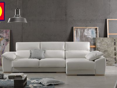 Sofa Con Chaislongue A-Mery