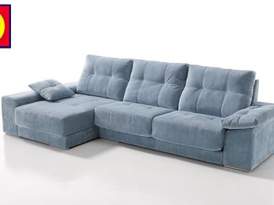 Sofa Con Chaislongue A-Mauro