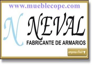neval fabricante muebles mueblecope